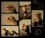Plushie: Milo the Ferret