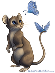 Butterfly Mouse