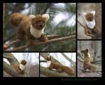 Plushie: Mikio the Pine Marten