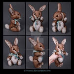 FOR SALE Teddy: Coby the Rabbit