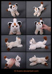 Plushie Commission: Meowth