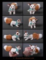 Plushie: Carnelia the Fox Beanie by Avanii