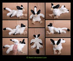 Plushie Commission: Gryphon