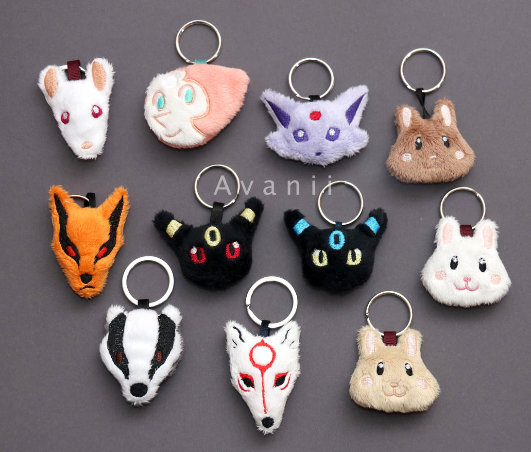 Soft Charms! :for sale: by Avanii