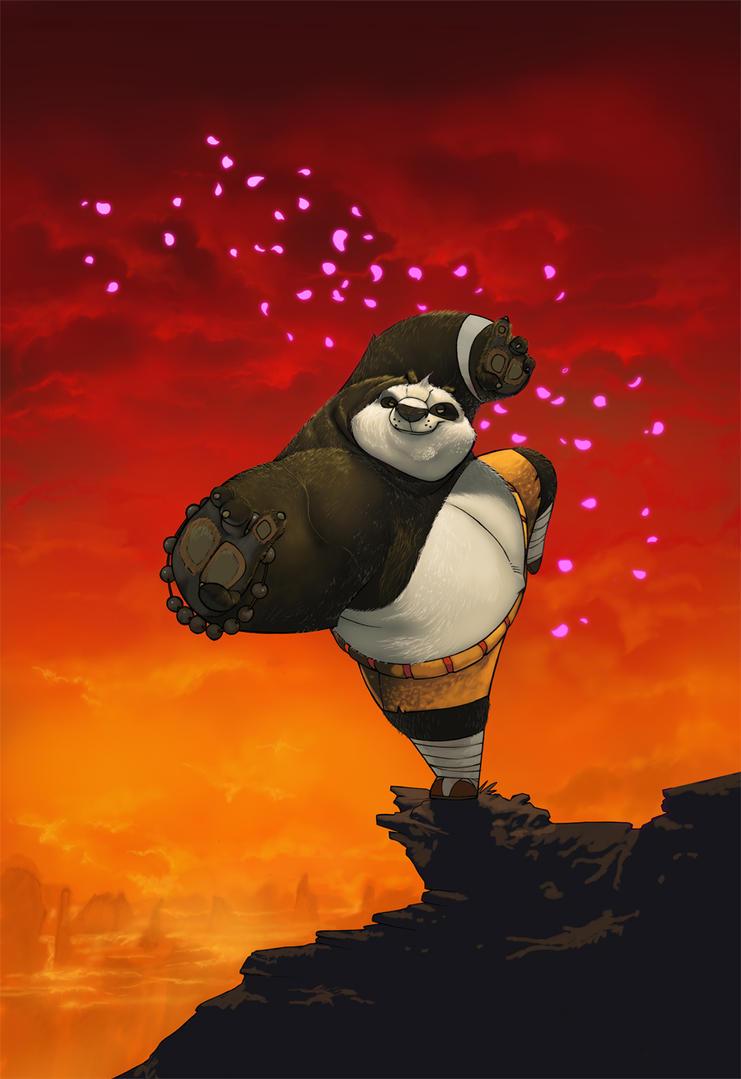 Enter The Panda by rubinh0
