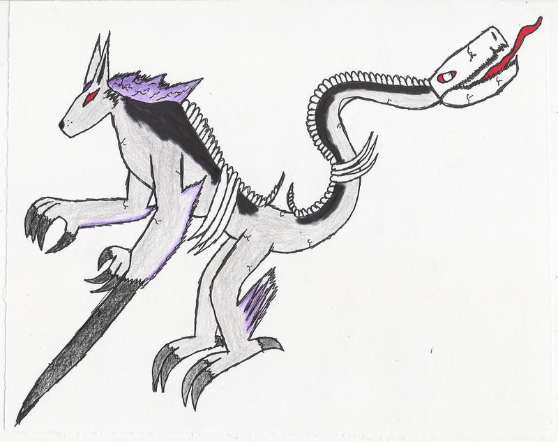 hell wolf by vampireassassin1444 - photo #19