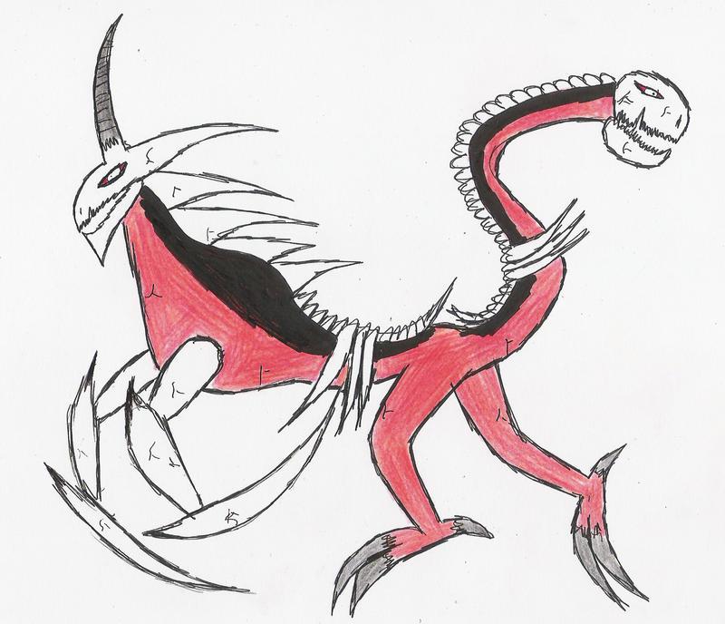 Hell Unicorn by sinako...Unicorn Blood Clone