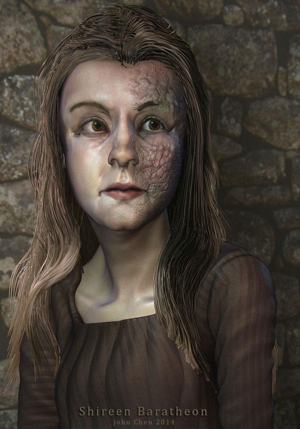 Shireen Baratheon shireen baratheon. by ...