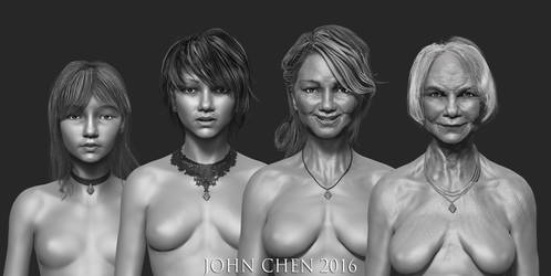 Aging Study by amokk20