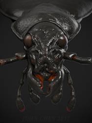 Bed Bug Bites by amokk20