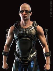 Riddick Furia by amokk20