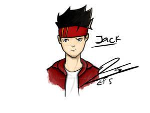Jack R paint