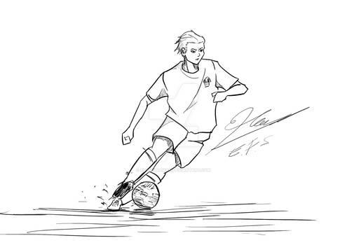 Football~!