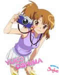 Yuko Oshima Render 1
