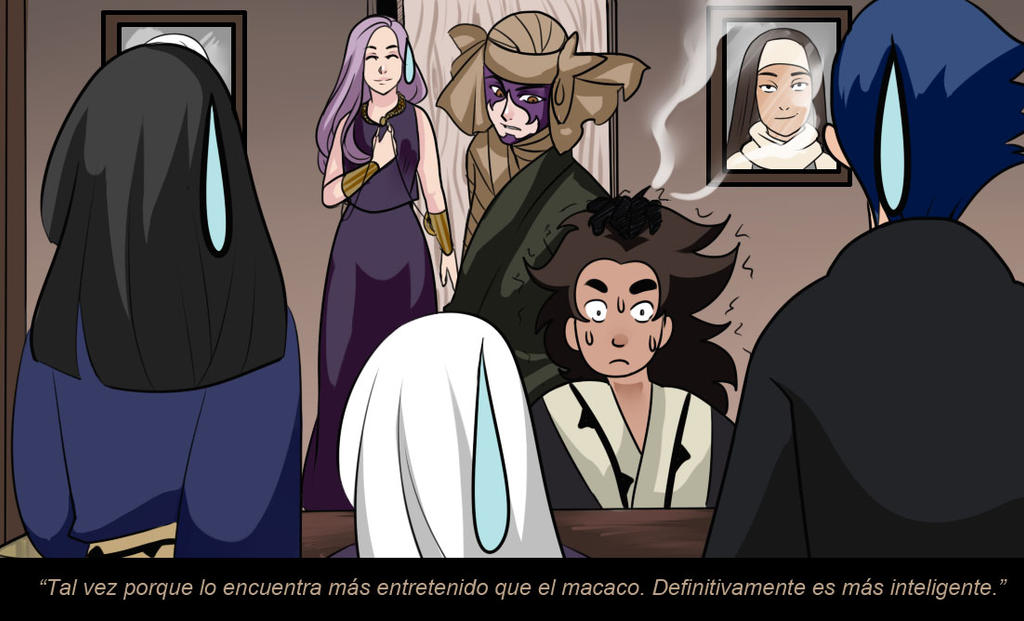 Chunnin - Kazekage Encontrado by Arerethousa