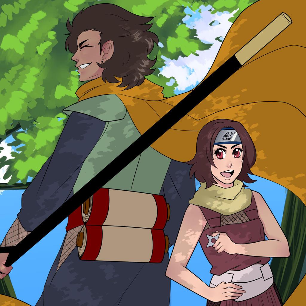 [WOF] - Como cuando Sasuke es Sensei by Arerethousa