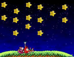 Red Flash X Cici star gazing by firenamedBob