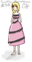 Karaline's Dress by Turtle-Rainbow