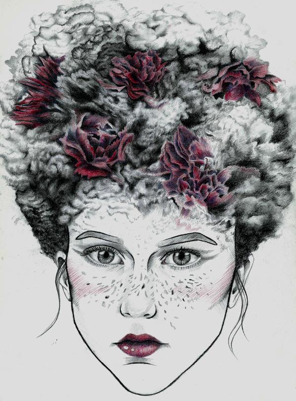 Peonies by DanielleIvanova
