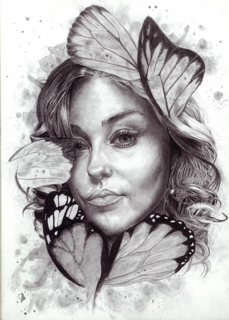 Portrait by DanielaIvanova