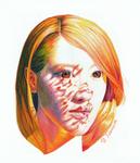 Color pencil study by DanielaIvanova
