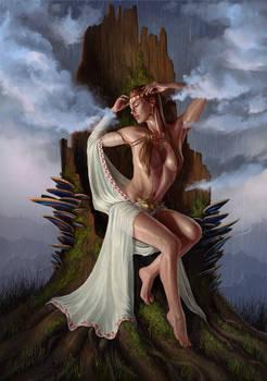 Goddess of rain