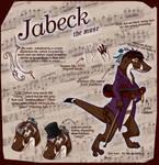 Jabeck Character design