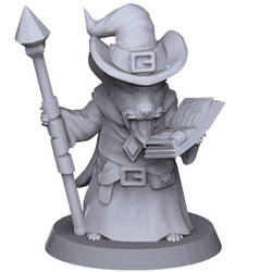 Mouse mage