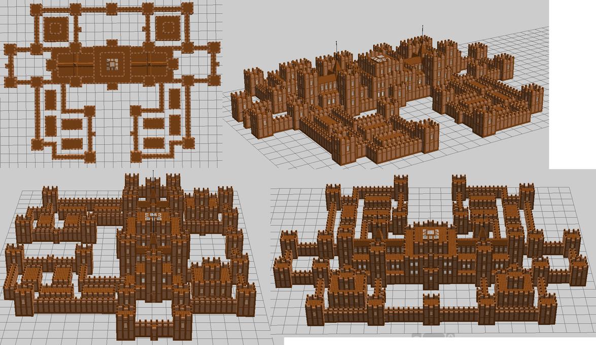 Palace Concept by AMCAlmaron