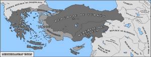 Mediterranean Union - Dragons Unite