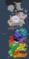 The Hundred Kingdoms - Mod Concept