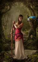 Enchanting Forest by Wytch1