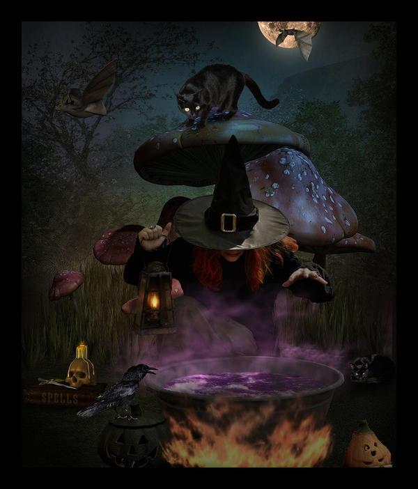Witches Brew by Wytch1