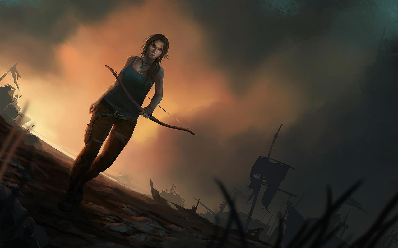Tomb Raider Reborn by wyncg