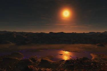 Red Worlds - Teegarden b