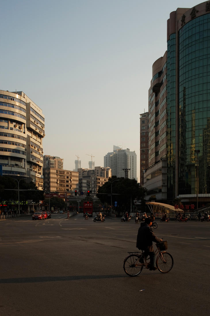 North and Chunshen | A Walk Through Wuxi by MJamesThompson