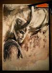 Loki - Digital Painting