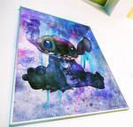 Disney Stitch by Alexander Deboir