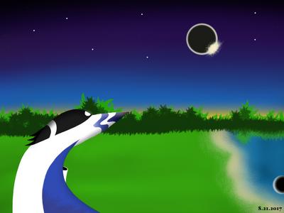 Celestial Encounter  by Airflex787