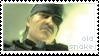 Stamp - MGS4 - Old Snake by senshuu