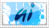 Ai Stamp by senshuu