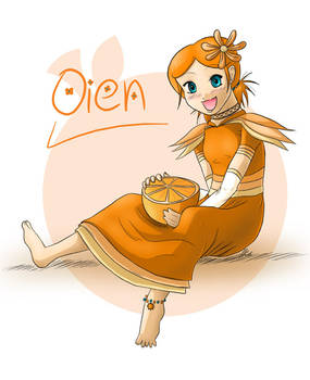 Oien and the Orange