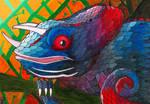 Color Chameleon by senshuu