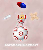 Katamari Pharmacy by senshuu