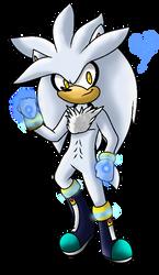 :..Silver The Hedgehog..: