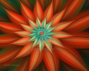 Desert Star by Kaleidogal