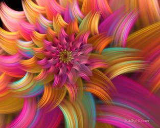 Rainbow sherbert by Kaleidogal