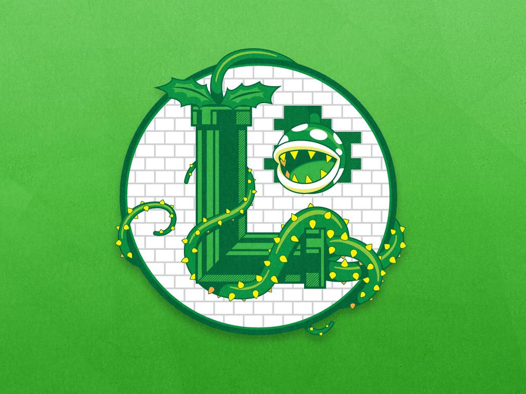 Luigi Emblem by cow41087