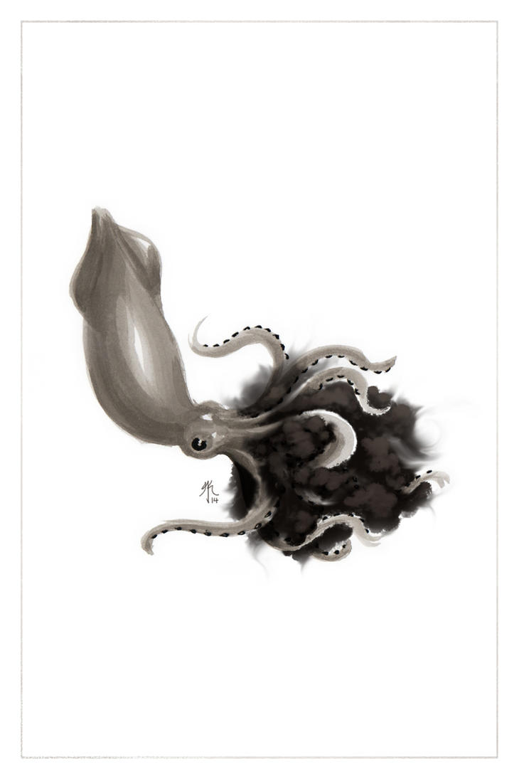 Squid Ink by cow41087