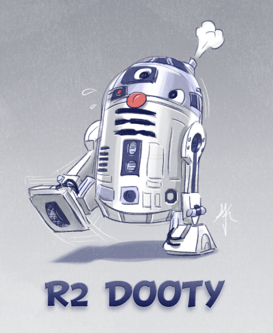 R2 Dooty by cow41087